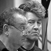 Angelo Badalamenti and David Lynch