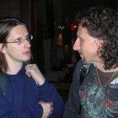 Steven Wilson & John Wesley