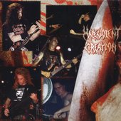 Malevolent Creation - The Will to Kill - Lineup