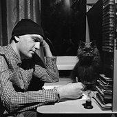 Наум Блик и кот