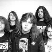 Napalm Death 1990