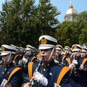 University of Notre Dame Marching Band