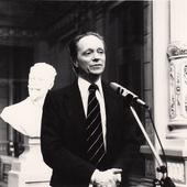 Henri Pousseur XXe anniversaire de Musiques Nouvelles