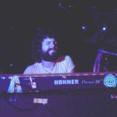 Chuck Leavell with Sea Level (1977)