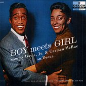 Carmen McRae & Sammy Davis Jr.