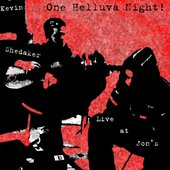 One Helluva Night! Cover