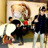 Johnny and The Riot at Plasa Desain In:spire 2011