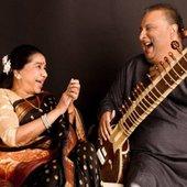 Asha Bhosle & Shujaat Khan