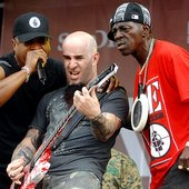 Anthrax with Public Enemy