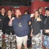 Death Attack - MC Kotelna, Chomutov (8.9.2006); Wasteform and Sepsis (CZE)