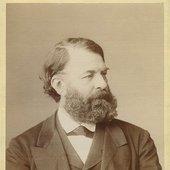 Joseph Joachim at age 53