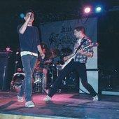 LIVE IN CBGB'S NY 1985