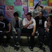 Entrevista no Studio SP