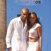 Kenny Lattimore and Chante Moore-