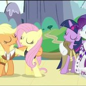 Choir of ponies
