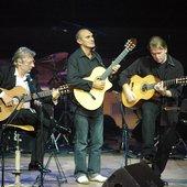 Francis, Jerome Munafo & Bernard Wrincq
