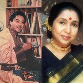 Asha Bhosle & Kishore Kumar