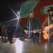 Hank Williams, Jr.; Johnny Cash