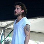 Matt Corby - Groovin The Moo, Townsville, QLD, 6.5.12