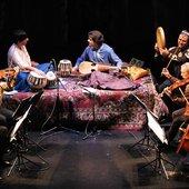 Kronos Quartet with Alim & Fargana Qasimov and Homayun Sakhi