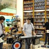 Apresentação na Livrarias Curitiba (13/08/2011)