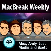 Leo Laporte, Andy Ihnatko, Alex Lindsay, and Merlin Mann