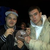 Tautmilas and Valdas. ;)
