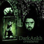 "DarkAnkh CD Cover ""creatures\"""