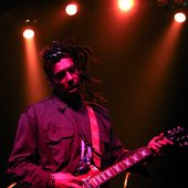 Chuck Mosley Opening for Korn