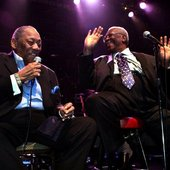 Bobby Blue Bland and B.B. King