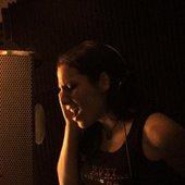 "Alison recording \""Demise\"""