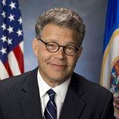 Sen. Franken's official Senate portrait
