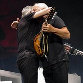David Gilmour & Roger Waters