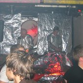 LASERGUN Records Night@ Club Achtermai Chemnitz 25.01.2003   3