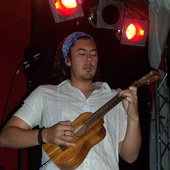 Justin Young live in Berlin, Germany 17.11.2007 (Colbie Caillat's concert)