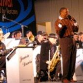 Jamie Davis at 2008 Monterey Jazz Festival