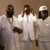Wale, Meek Mill & Rick Ross