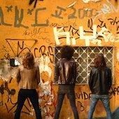 Mijadinha na parede
