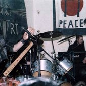 Antisect, Ambulance Station, London, 1985.
