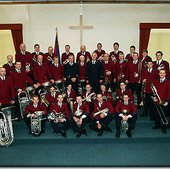 The Melbourne Staff Band Of The Salvation Army
