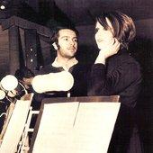 Mina e Augusto Martelli