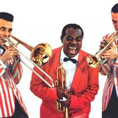 Louis Armstrong and the Dukes of Dixieland