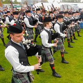ScottishPower Pipe Band