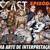 NC261 - Alottoni, JP, Eduardo Spohr, Carlos Voltor, Android e Azaghal, o anão