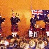 Victoria Police Pipe Band