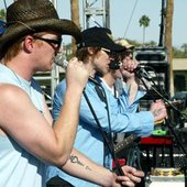 Soundcheck @ Coachella 2004
