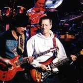 Eric Clapton & Carlos Santana