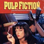 John Travolta; Samuel L. Jackson; Uma Thurman; Harvey Keitel; Bruce Willis