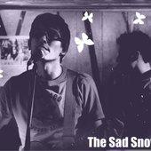 The sad snowman