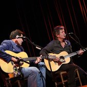 Vince Gill & Rodney Crowell